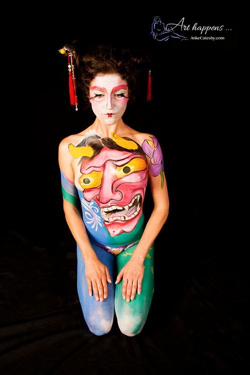 Body-Painting-Anke-Catesby