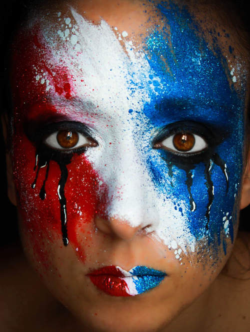 Artiste : Bassin Face Painting