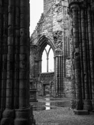 Edimbourg - Abbaye d'Holyrood