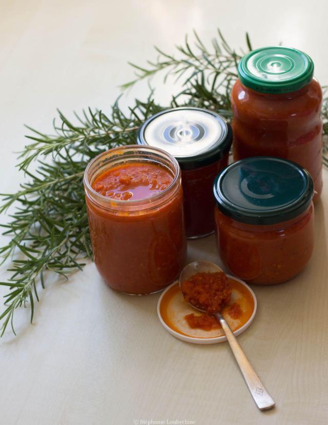 Sauce tomate de ma maman