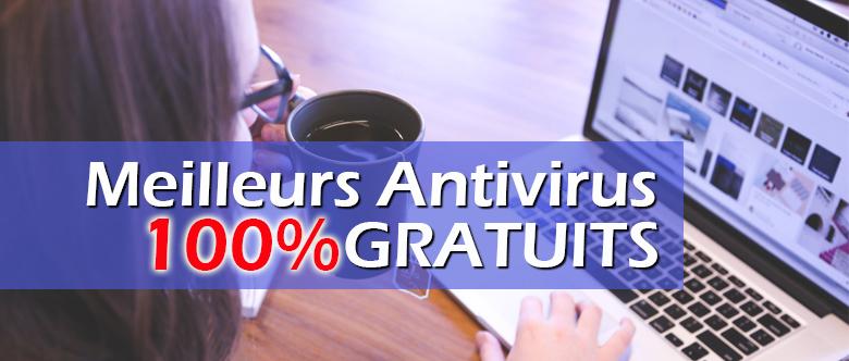 Meilleurs antivirus gratuit 2018
