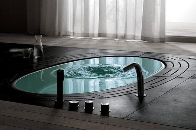 comment installer une baignoire encastree