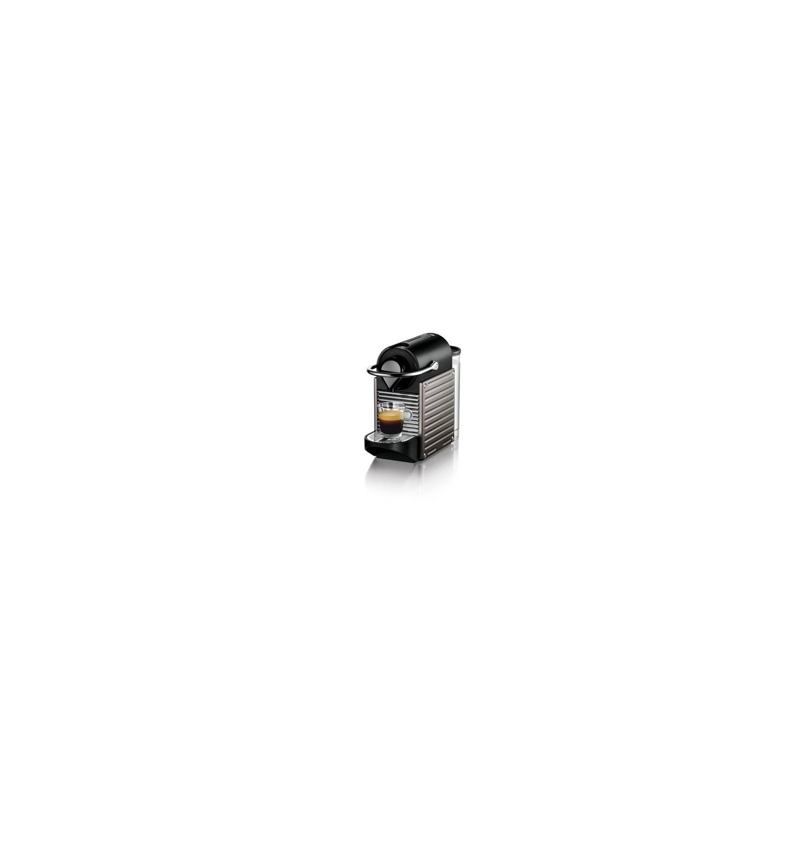 Krups Pixie Nespresso Titane Electrique Yy1201fd Lebonchop Des Arrivages De Grandes Marques Des Produits Neufs Ou D Occasion Toujours Au Meilleur Prix