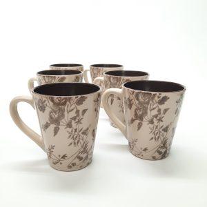 Ensemble 6 tasses Stokes