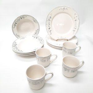 Vaisselle 4 personnes
