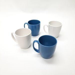 4 Tasses Corelle