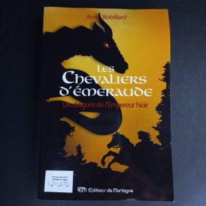 Les chevaliers d'Émeraude, tome 2