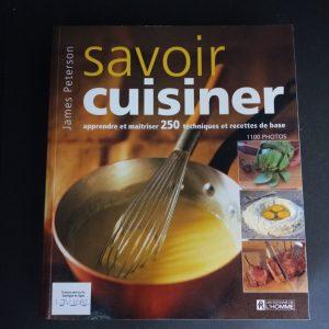 Savoir cuisiner