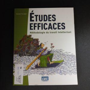 Études efficaces : méthodologie du travail intellectuel