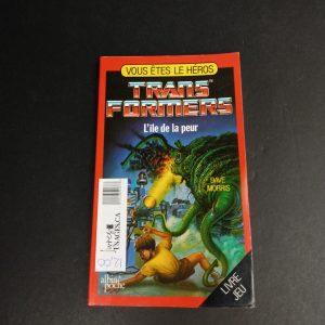 Transformers : l'île de la peur