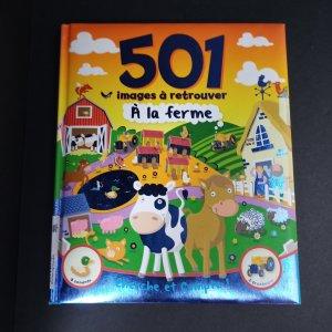 501 images à retrouver : à la ferme