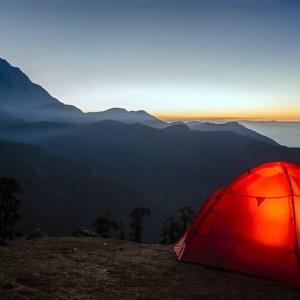 Camping/plein air