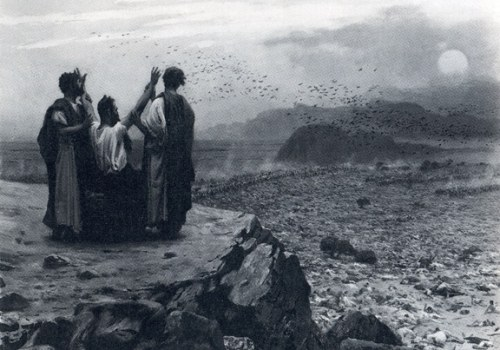 gerome-moses