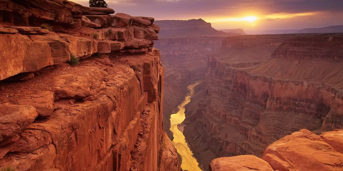 Vue du Grand Canyon
