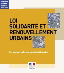 Solidarité et Renouvellement Urbains SRU
