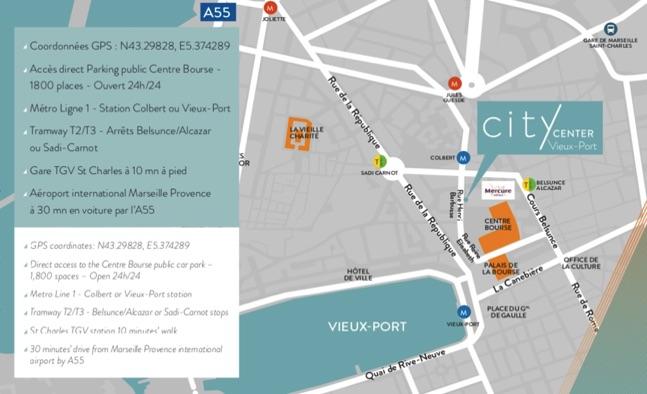 plan d'acces RVDi Marseille 2018