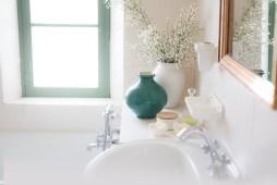 la salle de bain Sable