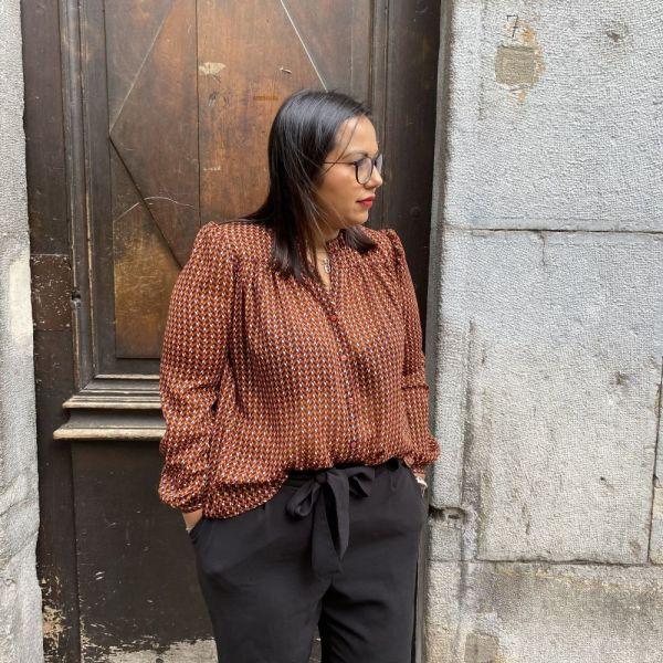 chemisier Fiona de chez Rue des Abbesses