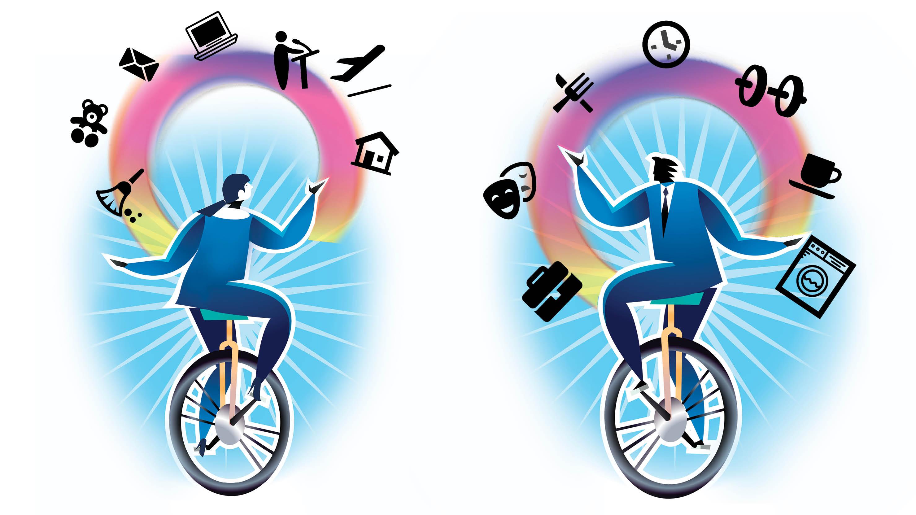 Do Women Juggle Work Life Balance Better Than Men