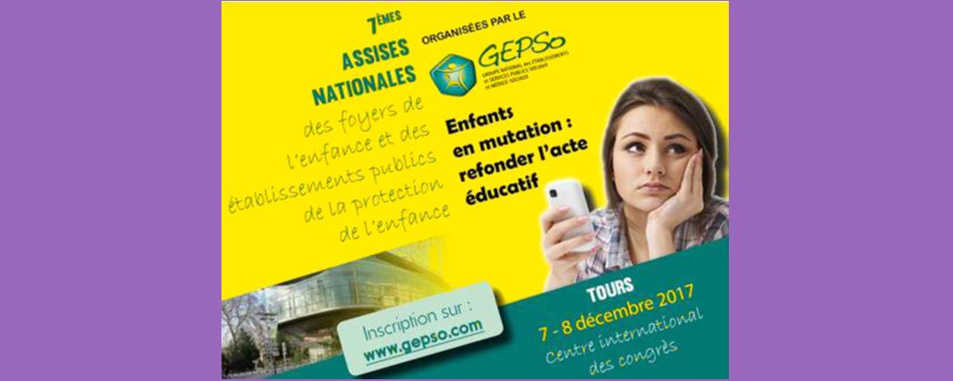 Le GEPSo se penche sur l'acte éducatif de demain