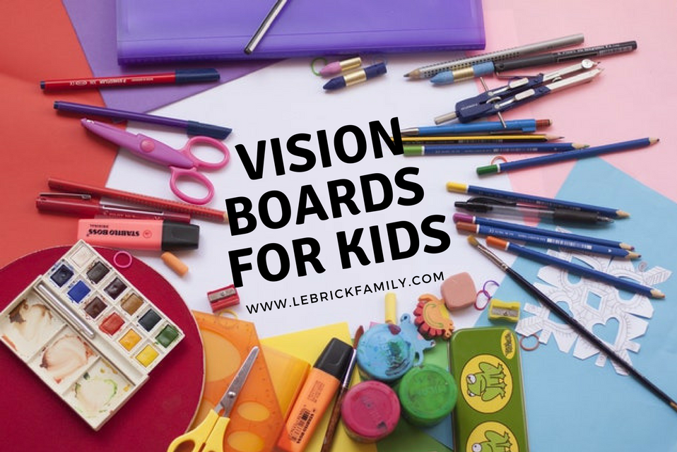 21 Vision Board Questions for Kids- Vision Boards for Kids