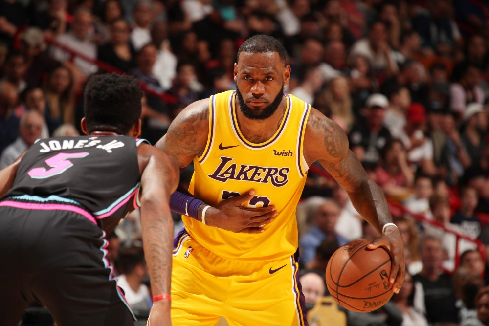 LeBron James 51 points