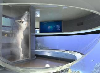 ufo intérieur