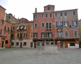 venise piazza