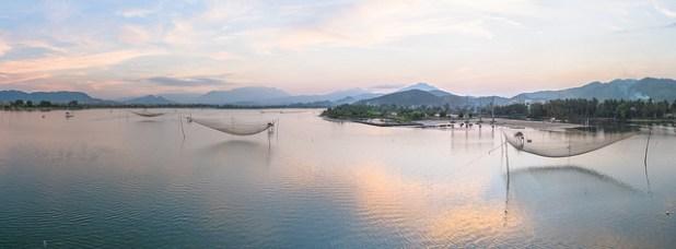 Cu De River, Danang par Christopher Crouzet