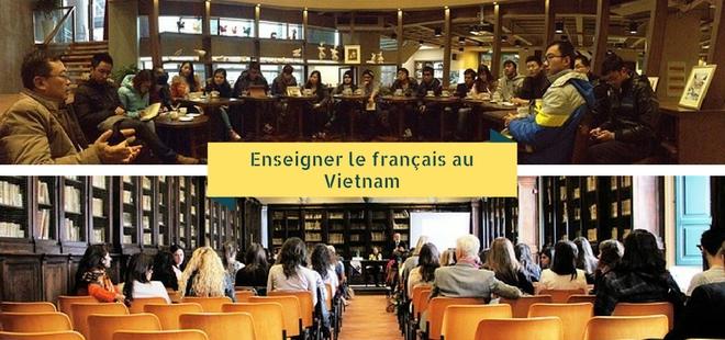Enseigner le français au Vietnam