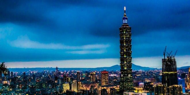 Se connecter à Taipei