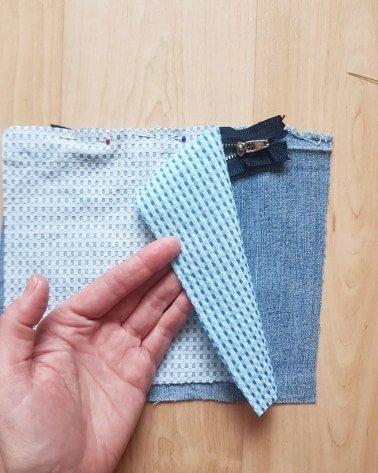 diy zipper pouch tutorial