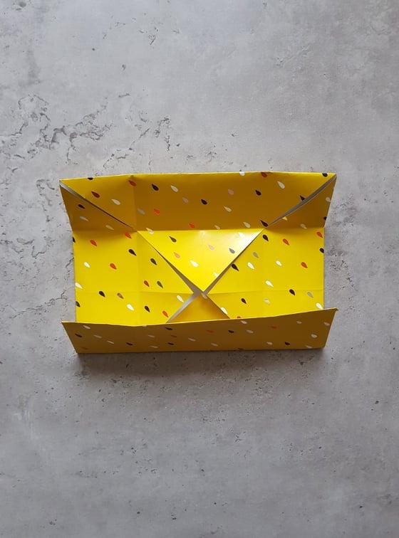 origami box diy