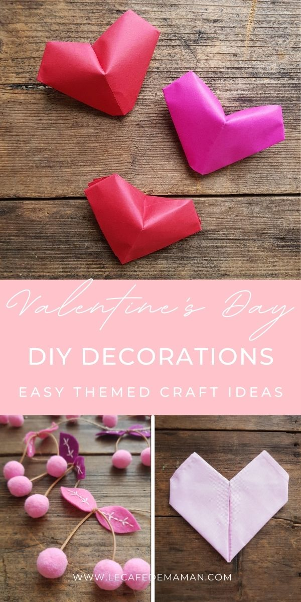 valentines day diy decorations ideas