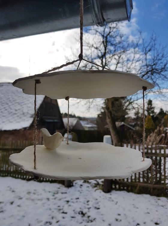 diy spring bird feeder