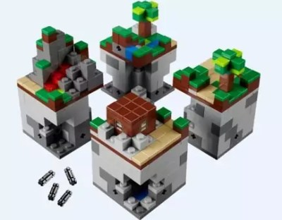 Lego Minecraft (Source: lego.cuusoo.com)