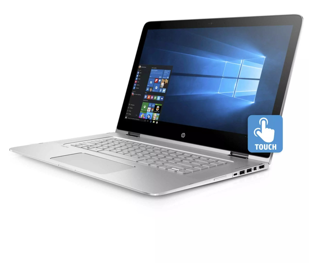 HP Spectre x360 15_left facing