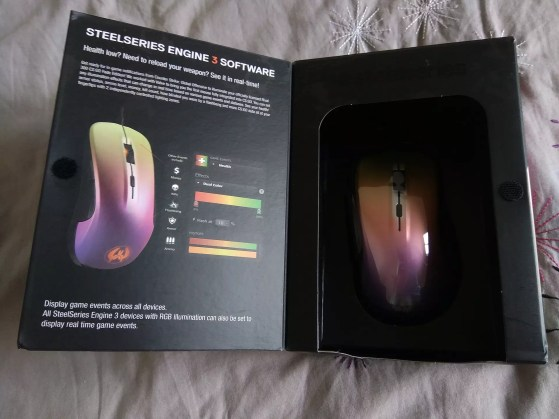 Steelseries - rival 300 - fade edition cs:go