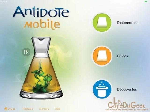 Antidote Mobile