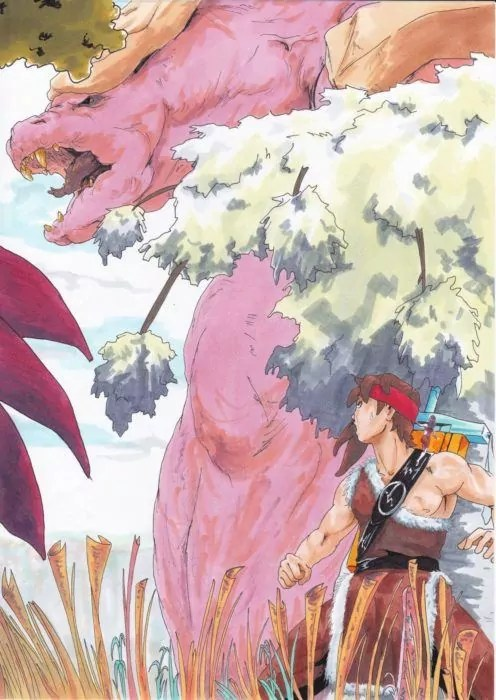 Manga Tekzat