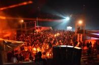 vue de haut du festival
