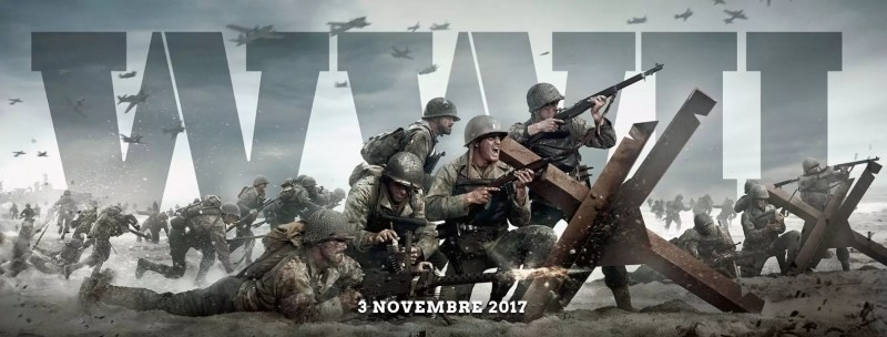 CoD : World War II date de sortie
