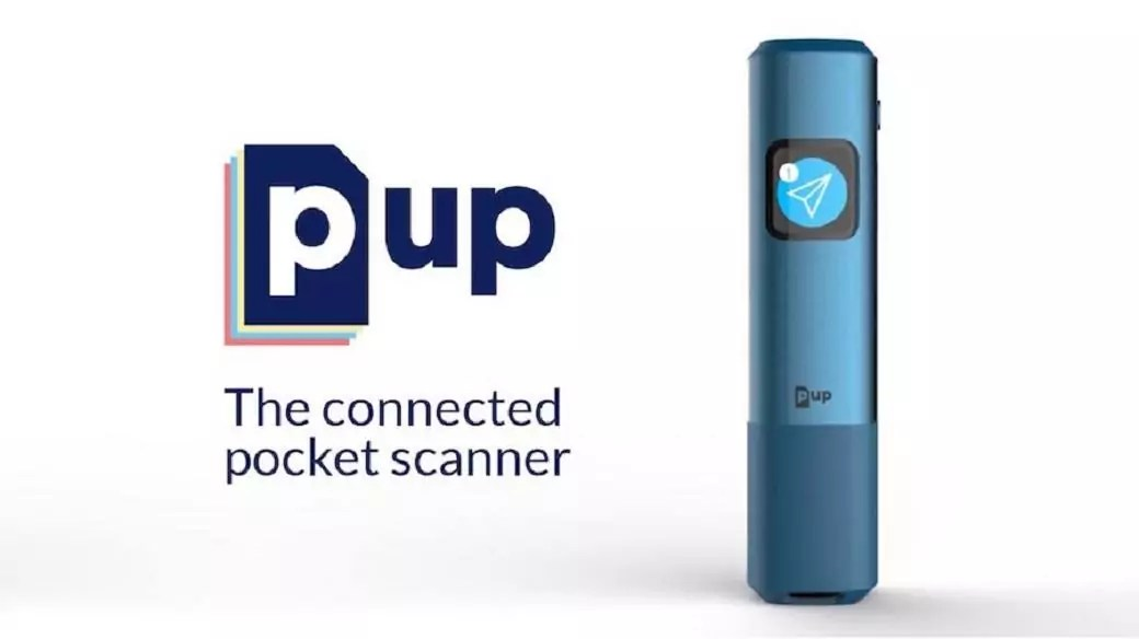 Pup Scan