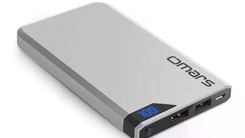 OMARS Batterie Externe 5000mAh