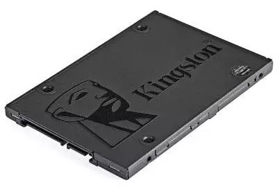 Kingston A400 Portable Solid State Drive  -  120GB