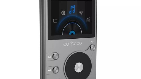 dodocool Hi-Fi Music Player avec enregisteur et radio FM 8GB