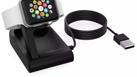 dodocool MFi Nightstand Chargeur pour Apple Watch