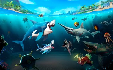 Hungry Shark World-Cover