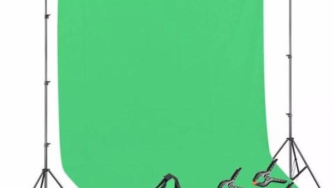 Kit fond vert Neewer