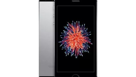 Apple iPhone SE 16 Go Argent